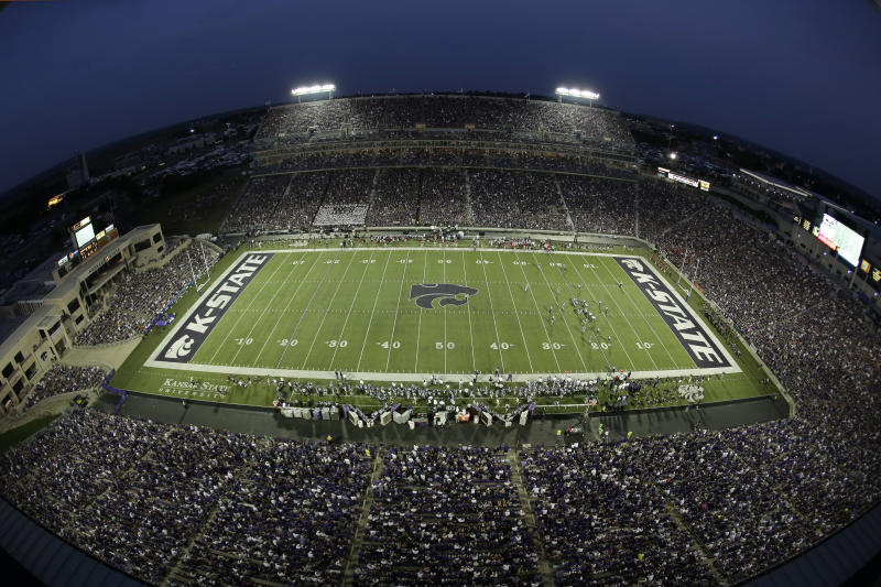 K-State players announce boycott after student's Floyd tweet