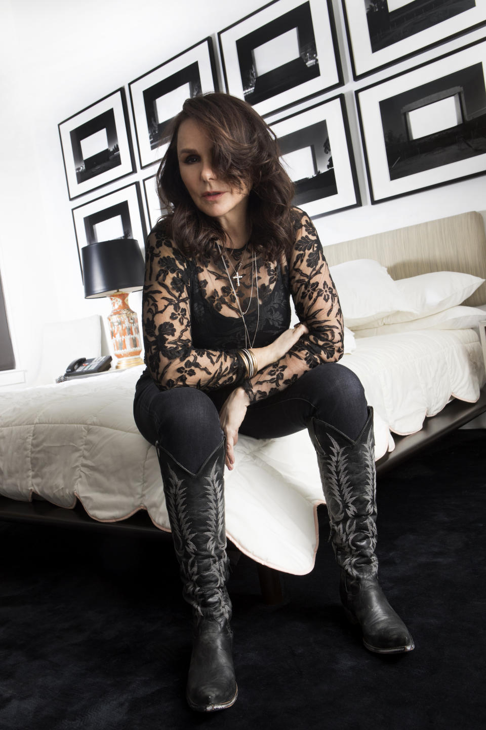 Patty Smyth in 2020. (Photo: Melanie Dunea)