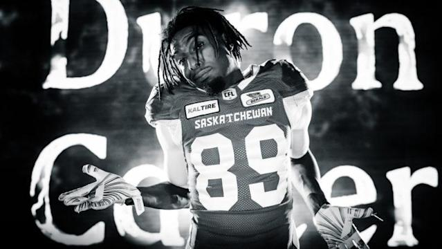 Duron Carter is bringing excitement and versatility to his second season with the Saskatchewan Roughriders. CFL.ca's senior writer Chris O'Leary has more.