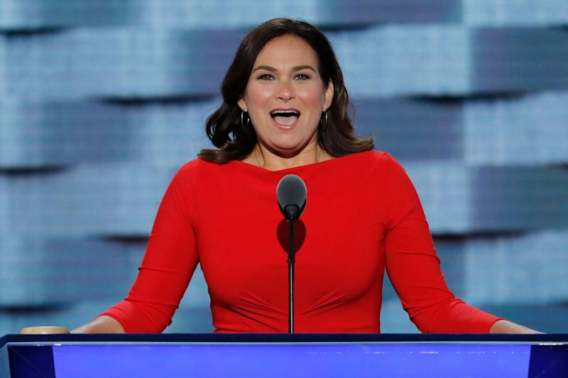NARAL Pro-Choice America President Ilyse Hogue, who spoke at the 2016 Democratic National Convention, said the party should no longer support candidates who oppose abortion. (Photo: ASSOCIATED PRESS)