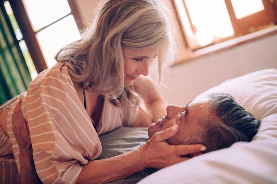 People over the age of 50 are having the best sex of their life [Photo: Getty]
