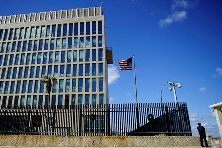 United States embassy in Cuba to reduce staff, reason 'health attacks'