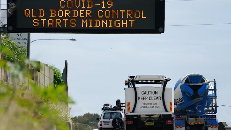 Queensland will shut its border with NSW at midnight as the number of COVID-19 cases climbs