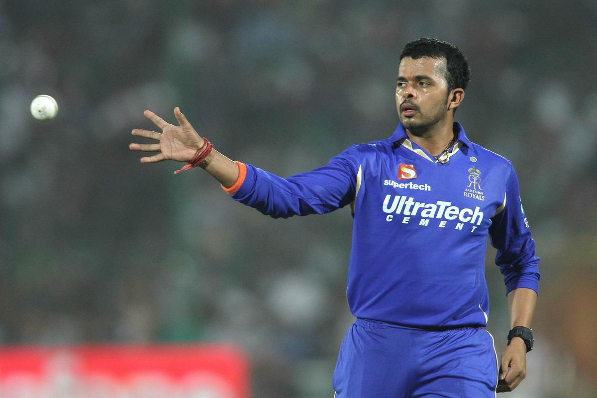 Siddharth Trivedi of Rajasthan Royals during match 18 of the Pepsi Indian Premier League (IPL) 2013 between The Rajasthan Royals and the Kings Xi Punjab held at the Sawai Mansingh Stadium in Jaipur on the 14th April 2013. (BCCI)
