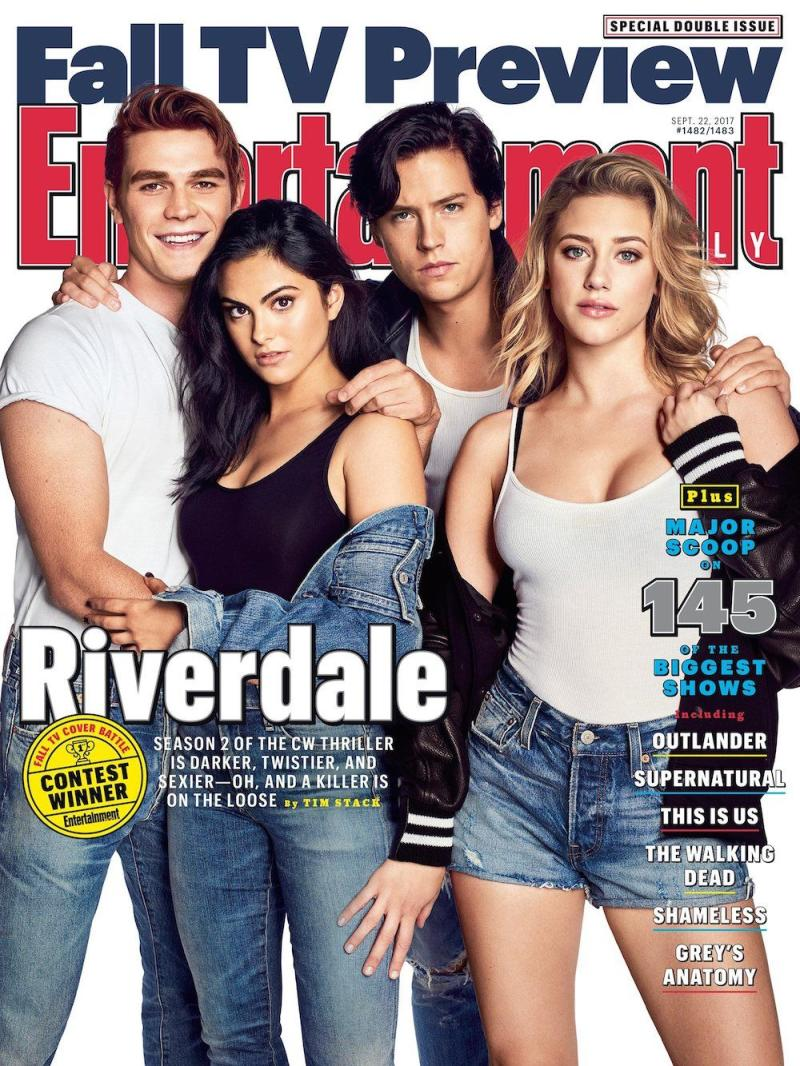 Photo credit: Entertainment Weekly