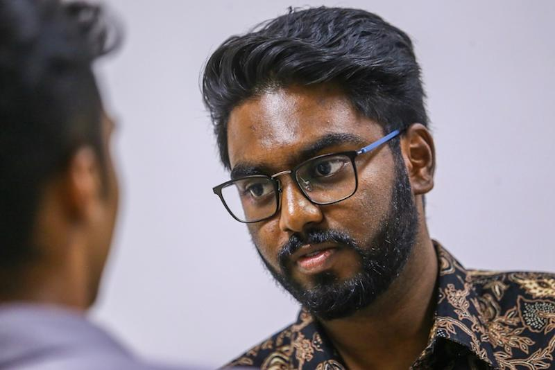 Will the Undi18 Bill mean that Batu MP P. Prabakaran's record as the youngest MP at the age of 22 will one day be surpassed? — Picture by Hari Anggara
