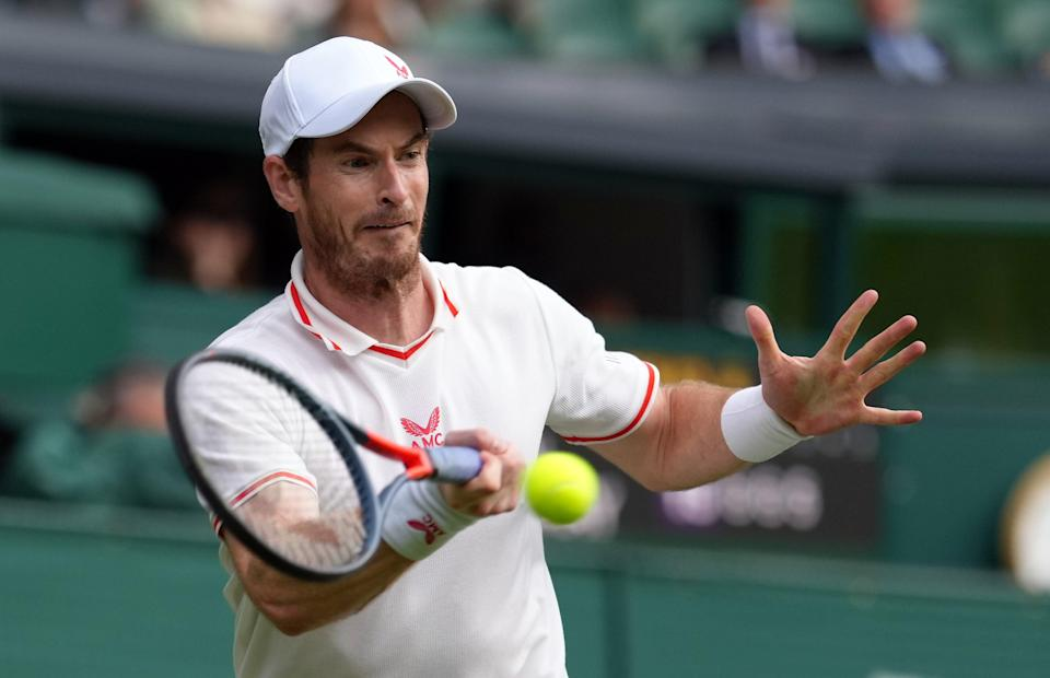 Andy Murray will take on German qualifier Oscar Otte in the second round (PA Wire)