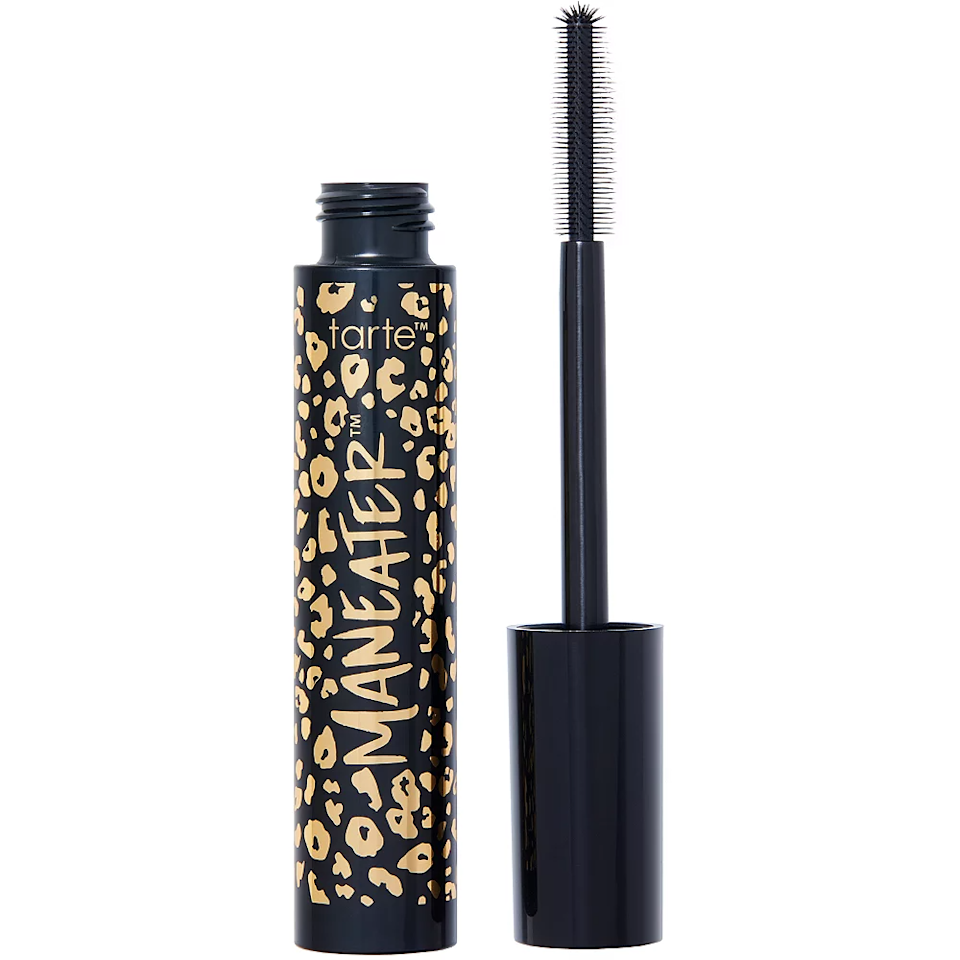 """<h3><a href=""""https://www.ulta.com/maneater-mascara?productId=xlsImpprod15191101"""" rel=""""nofollow noopener"""" target=""""_blank"""" data-ylk=""""slk:Tarte Maneater Mascara"""" class=""""link rapid-noclick-resp"""">Tarte Maneater Mascara</a></h3><br><strong>Deal:</strong> Select mascaras are on sale for $10 each. Choose from Tarte, Urban Decay, Buxom, KVD Vegan Beauty, and more<br><br><strong>Tarte Cosmetics</strong> Maneater Mascara, $, available at <a href=""""https://go.skimresources.com/?id=30283X879131&url=https%3A%2F%2Fwww.ulta.com%2Fmaneater-mascara%3FproductId%3DxlsImpprod15191101"""" rel=""""nofollow noopener"""" target=""""_blank"""" data-ylk=""""slk:Ulta Beauty"""" class=""""link rapid-noclick-resp"""">Ulta Beauty</a>"""