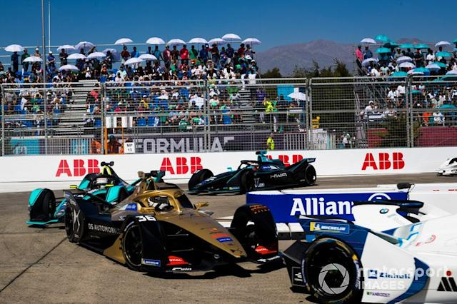 "Andre Lotterer, DS TECHEETAH, DS E-Tense FE19 Nelson Piquet Jr., Jaguar Racing, Jaguar I-Type 3, Gary Paffett, HWA Racelab, VFE-05 <span class=""copyright"">Sam Bloxham / Motorsport Images</span>"