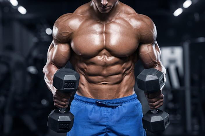 The perfectionistic nature of bodybuilding can be a risk factor for disordered eating and body image issues, experts say.