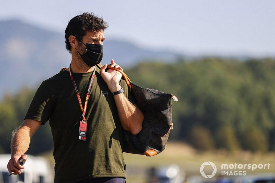 """Mark Webber<span class=""""copyright"""">Andy Hone / Motorsport Images</span>"""
