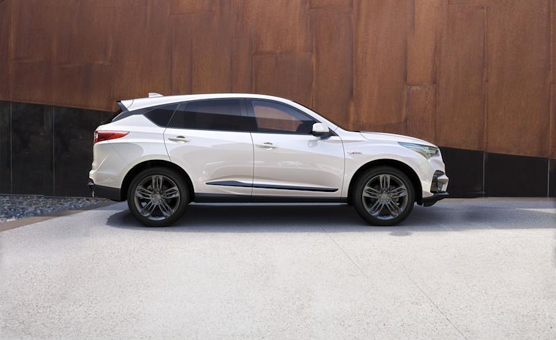 2019 Acura Rdx Crossover Return Of The Turbocharged Four