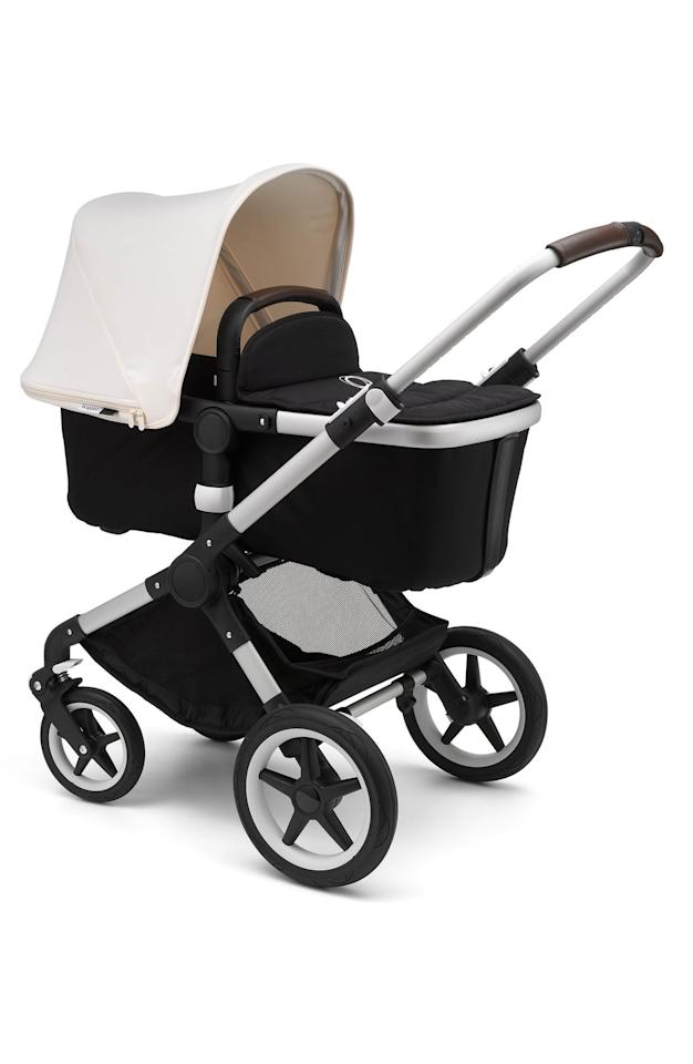 """<p>This is the Rolls-Royce of strollers. The <a href=""""https://www.popsugar.com/buy/Bugaboo-Fox-Complete-Stroller-343587?p_name=Bugaboo%20Fox%20Complete%20Stroller&retailer=shop.nordstrom.com&pid=343587&price=959&evar1=moms%3Aus&evar9=45482898&evar98=https%3A%2F%2Fwww.popsugar.com%2Fphoto-gallery%2F45482898%2Fimage%2F46980789%2FBugaboo-Fox-Complete-Stroller&list1=shopping%2Cnordstrom%2Cparenting%2Ctoddlers%2Cbabies%2Cbaby%20showers%2Cstrollers%2Cnewborn%2Cbaby%20shower%20gifts%2Cbaby%20shopping%2Cbest%20of%202019&prop13=api&pdata=1"""" rel=""""nofollow"""" data-shoppable-link=""""1"""" target=""""_blank"""" class=""""ga-track"""" data-ga-category=""""Related"""" data-ga-label=""""https://shop.nordstrom.com/s/bugaboo-fox-complete-stroller/4894678?origin=category-personalizedsort&amp;breadcrumb=Home%2FKids%2FBaby%20Gear%20%26%20Essentials&amp;color=neon%20red%2F%20aluminum"""" data-ga-action=""""In-Line Links"""">Bugaboo Fox Complete Stroller</a> ($959, originally $1,199) is superstylish and extremely usable. It's the perfect mix of form and function. The extra-large wheels provide a smooth ride for both parent and child, and the baby can either face forward or backward depending on preference. Plus, the hood is enormous and will keep your baby fully covered. The seat is one of the most comfortable we've ever seen, which is a huge plus.</p>"""