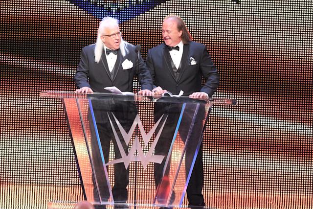 WWE Hall of Fame Rock Roll Express