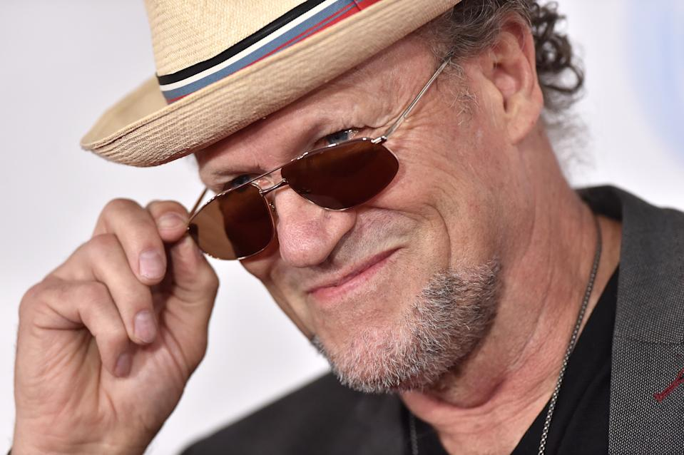 Michael Rooker (pictured in 2018) has recovered from COVID-19. (Photo: Axelle/Bauer-Griffin/FilmMagic)