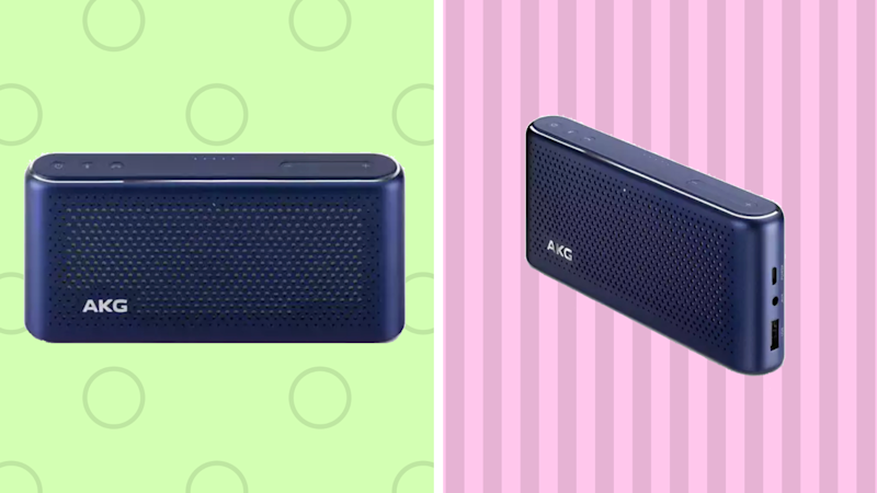 Save a whopping 80 percent on this AKG S30 Travel Speaker by Harman Audio. (Photo: Harman Audio)