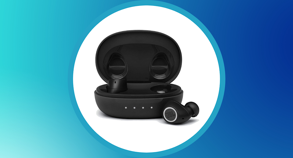 Save 55% on the JBL Free II In-Ear Bluetooth Truly Wireless Headphones at Best Buy Canada.