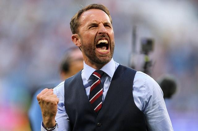 Gareth Southgate took England to the World Cup semi-finals in 2018 (Owen Humphreys/PA)