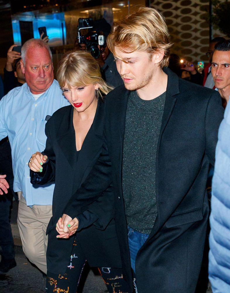 Joe Alwyn Opened Up About Taylor Swift and Her 'Flattering' Love Songs