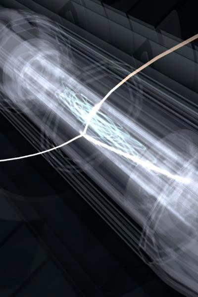 Coldest Antimatter Yet Is Goal of New Technique