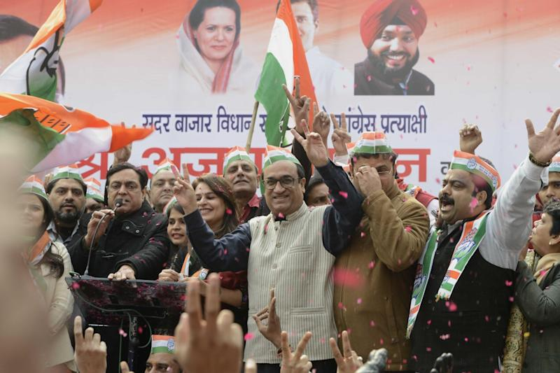 MCD election 2017: Now, the Congress can't even put up a fight in the Gandhis' backyard