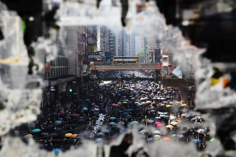 What Hong Kong Losing Its U.S. 'Special Status' Means