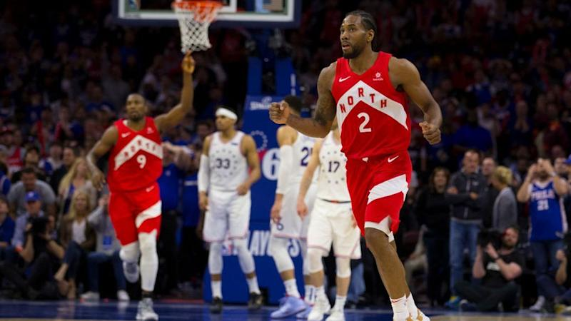 70efb55bd Playoff Edition Three Things to Know  Dominant Kawhi Leonard will not let  Raptors fold