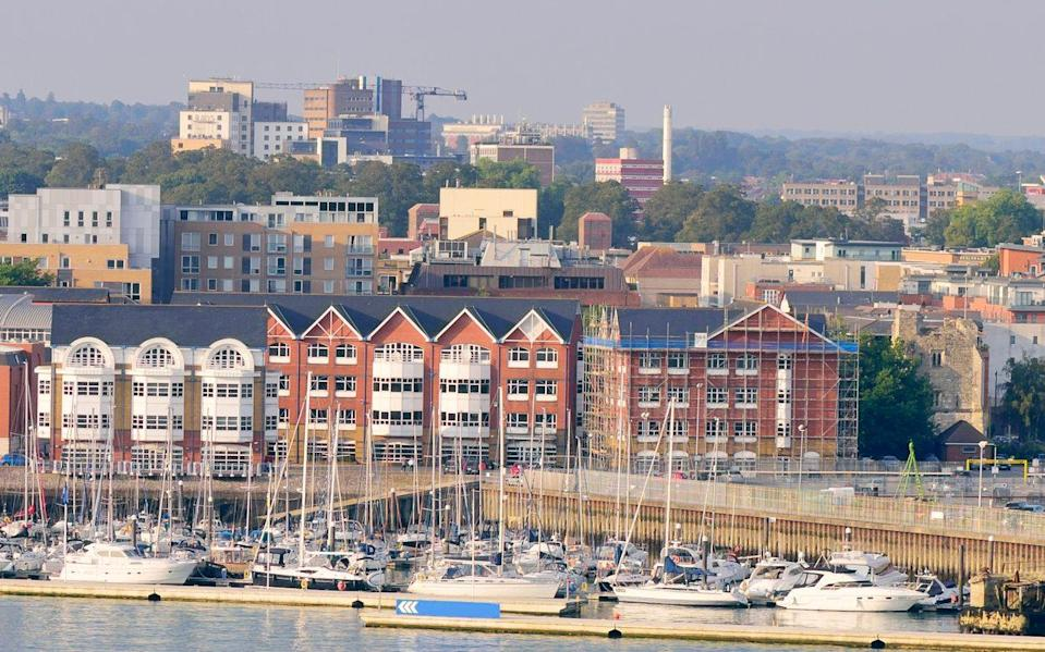There is plenty to do, see and eat in and around Southampton - Getty