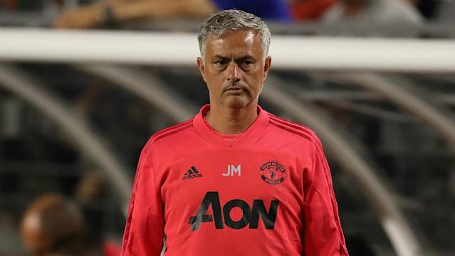 Jose Mourinho has been moaning about Man United's transfer business