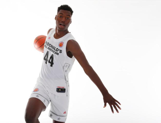 Five-star big man Brandon McCoy commits to UNLV