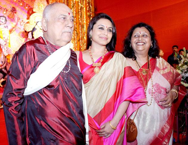 Durga Puja is family time for these stars