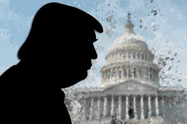 Donald Trump's Shadow Government is no Longer in the Shadow