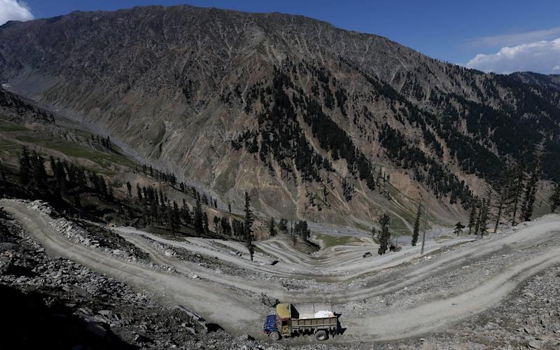The Khyber pass is getting a major facelift - Anadolu