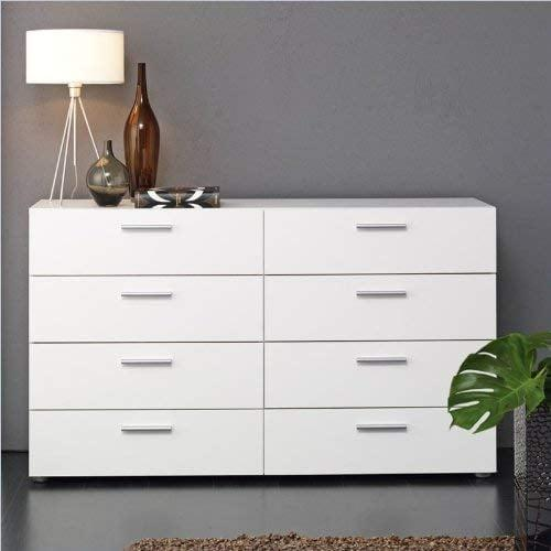 "<p>If you require a lot of clothing storage, consider this <a href=""https://www.popsugar.com/buy/Tvilum-Austin-8-Drawer-Dresser-411767?p_name=Tvilum%20Austin%208-Drawer%20Dresser&retailer=amazon.com&pid=411767&price=162&evar1=casa%3Aus&evar9=46855120&evar98=https%3A%2F%2Fwww.popsugar.com%2Fphoto-gallery%2F46855120%2Fimage%2F46855142%2FTvilum-Austin-8-Drawer-Dresser&list1=shopping%2Camazon%2Cfurniture%2Cdressers&prop13=api&pdata=1"" rel=""nofollow"" data-shoppable-link=""1"" target=""_blank"" class=""ga-track"" data-ga-category=""Related"" data-ga-label=""https://www.amazon.com/Tvilum-Austin-8-Drawer-Dresser-White/dp/B00534LJ9O/ref=sr_1_13?ie=UTF8&amp;qid=1549647757&amp;sr=8-13&amp;keywords=dressers+under+%24250"" data-ga-action=""In-Line Links"">Tvilum Austin 8-Drawer Dresser</a> ($162, originally $240).</p>"