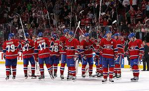 Canadiens done in by lack of depth and reliable goaltending