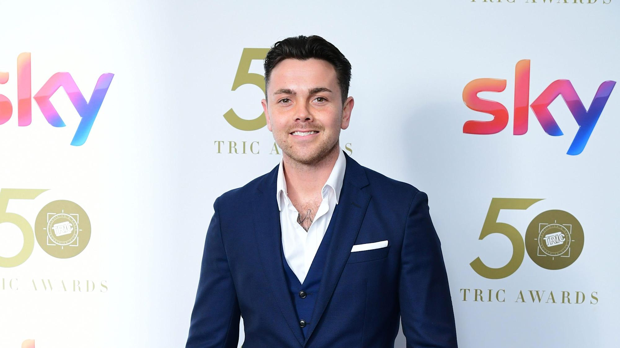 X Factor star Ray Quinn: Laying carpets in Brookside Close is humbling feeling