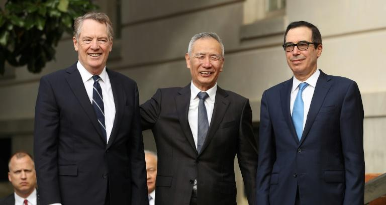 "Liu He hailed ""constructive"" phone talks"