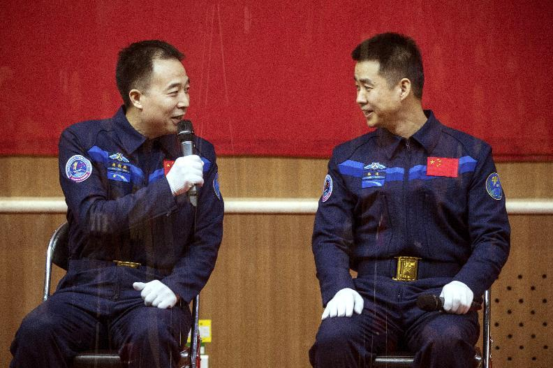 China to launch its manned mission tomorrow