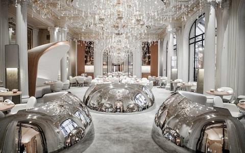 Plaza Athenee, Paris