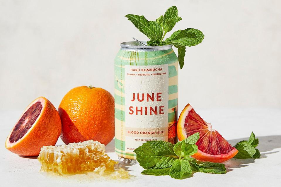 juneshine hard kombucha