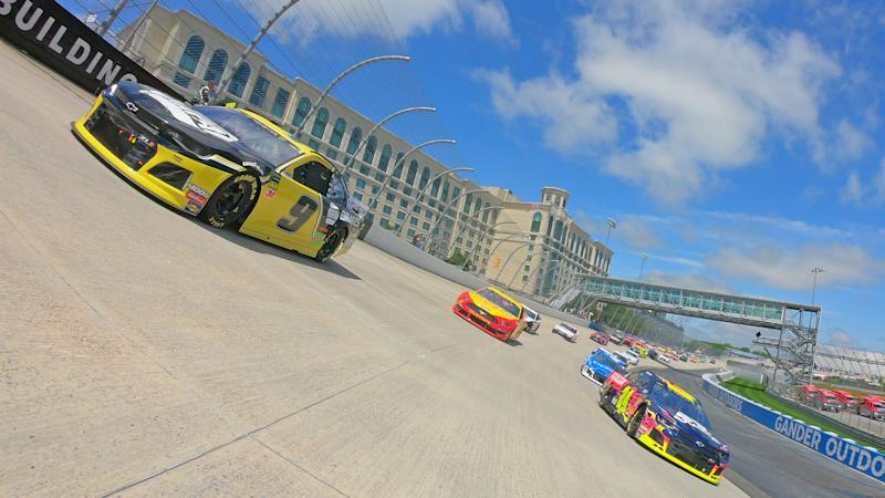NASCAR lineup at Dover: Starting order, pole for Saturday's race without qualifying