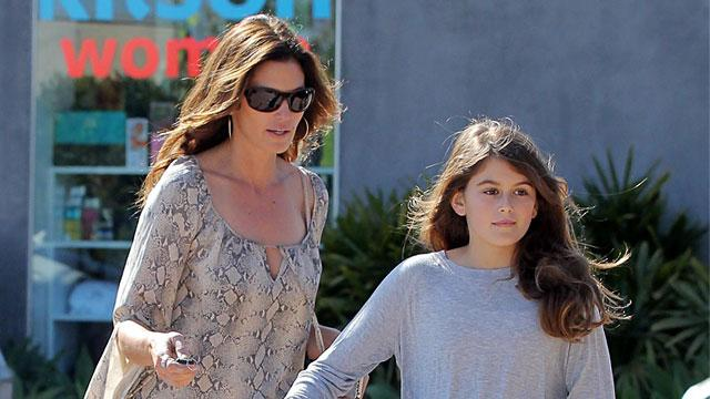 Celebrity Moms and Daughters Who Mimic Each Other