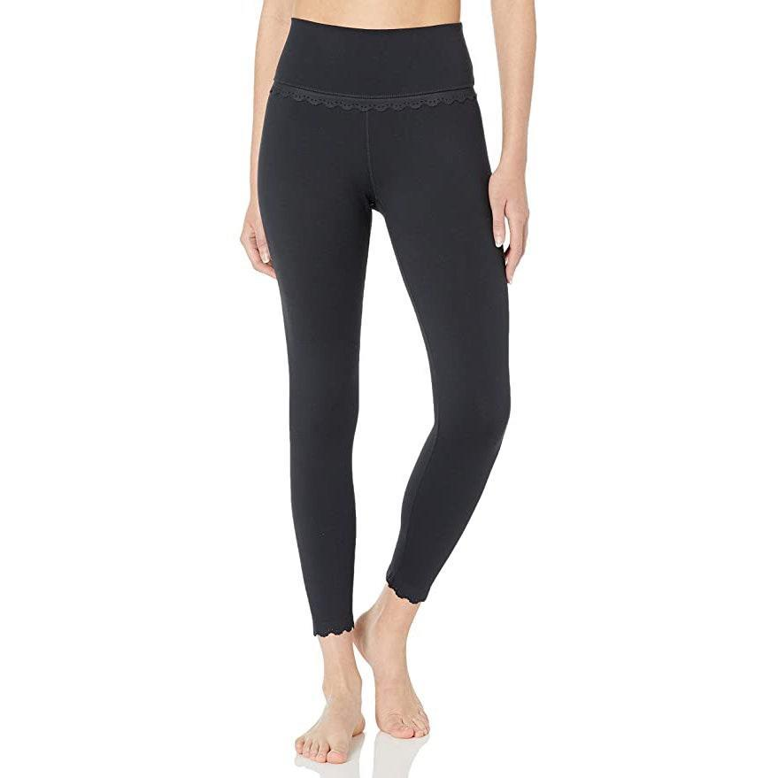 """Leggings make for excellent gifts, and this pretty scallop-trim pair looks way more expensive than it actually is. Thanks, Amazon. $39, Amazon. <a href=""""https://www.amazon.com/Core-10-Standard-Studiotech-Legging-26/dp/B07NS1BVP7/ref=sr_1_64?"""" rel=""""nofollow noopener"""" target=""""_blank"""" data-ylk=""""slk:Get it now!"""" class=""""link rapid-noclick-resp"""">Get it now!</a>"""
