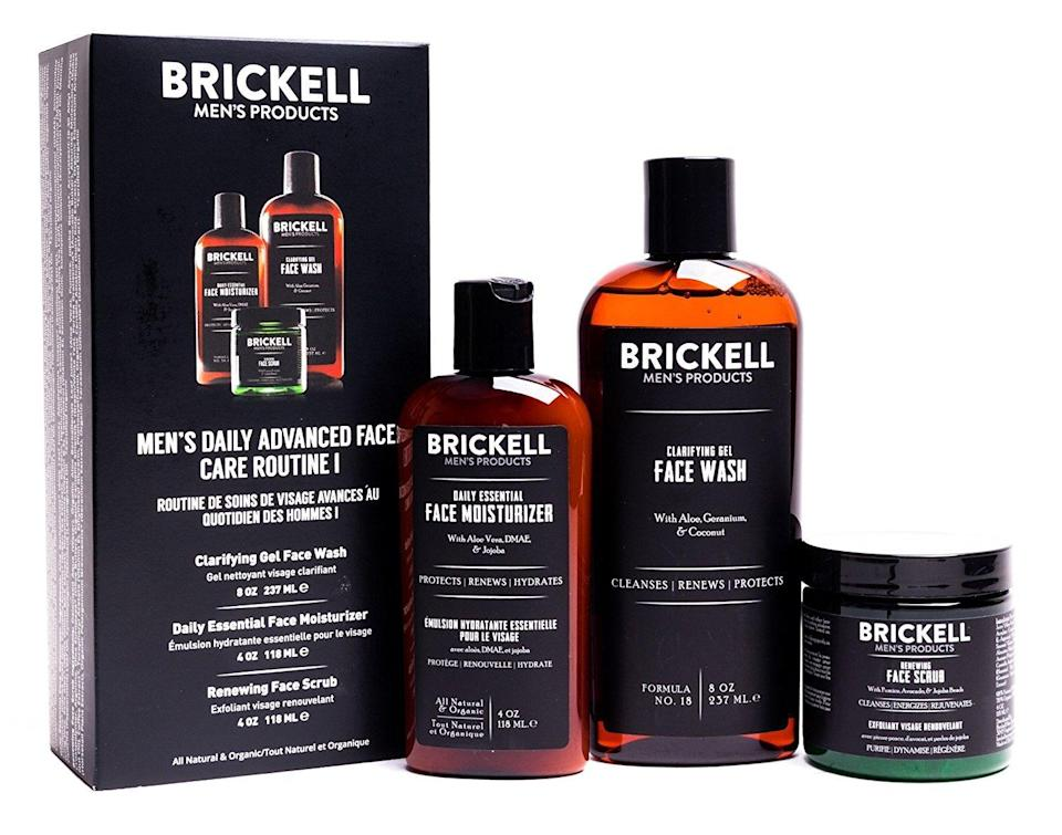 Best Men's Skincare Brands - Brickell