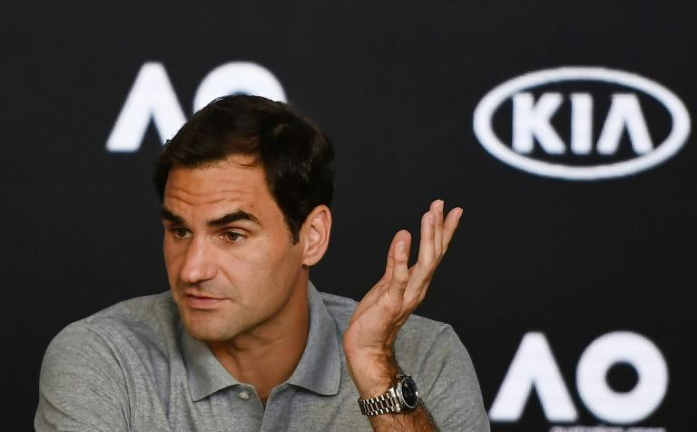 Six-time Australian Open champion Roger Federer's decision to withdraw -- breaking his record streak of 21 straight singles appearances in Melbourne -- has affected the pulling power of the tournament