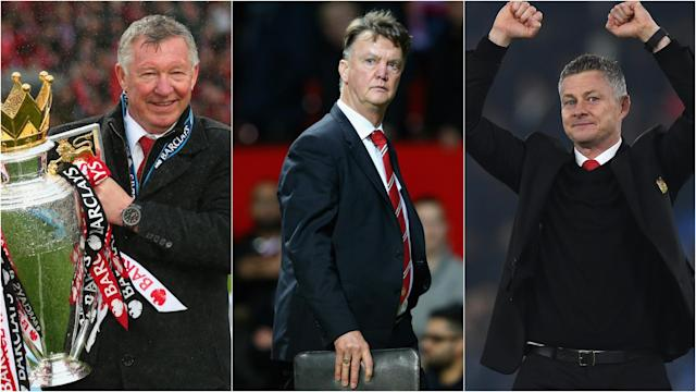 Manchester United had twice as many managers as league titles between the end of 2009 and start of 2020. What will the next decade bring?