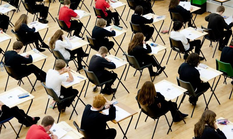 Let's seize this rare chance to abolish school exams and league tables