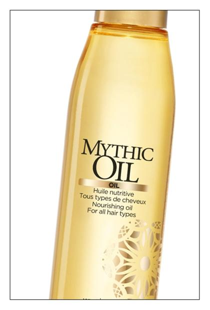 """<div class=""""caption-credit""""> Photo by: TotalBeauty.com</div><div class=""""caption-title"""">L'Oréal Professionnel Mythic Oil, $32</div>We try not to be swayed by pretty packaging -- waiting, instead, to judge products on how they perform. However, when these beautiful bottles of Mythic Oil hit our desks, we couldn't help but fall in love with the pretty Moroccan designs. Fortunately, you <i>can</i> judge these bottles by their covers -- they work! There are four versions: Rich (for thick hair), Colour Glow (for colored hair, obviously), Nourishing (light enough for everyone), and Reinforcing Milk (for detangling)."""