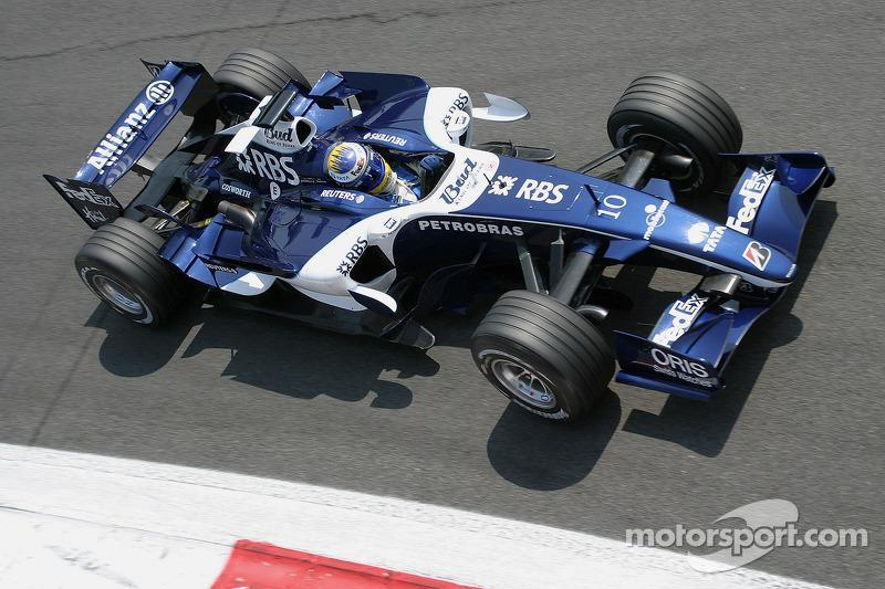 """2006: Williams-Cosworth FW27<span class=""""copyright"""">Alessio Morgese</span>"""