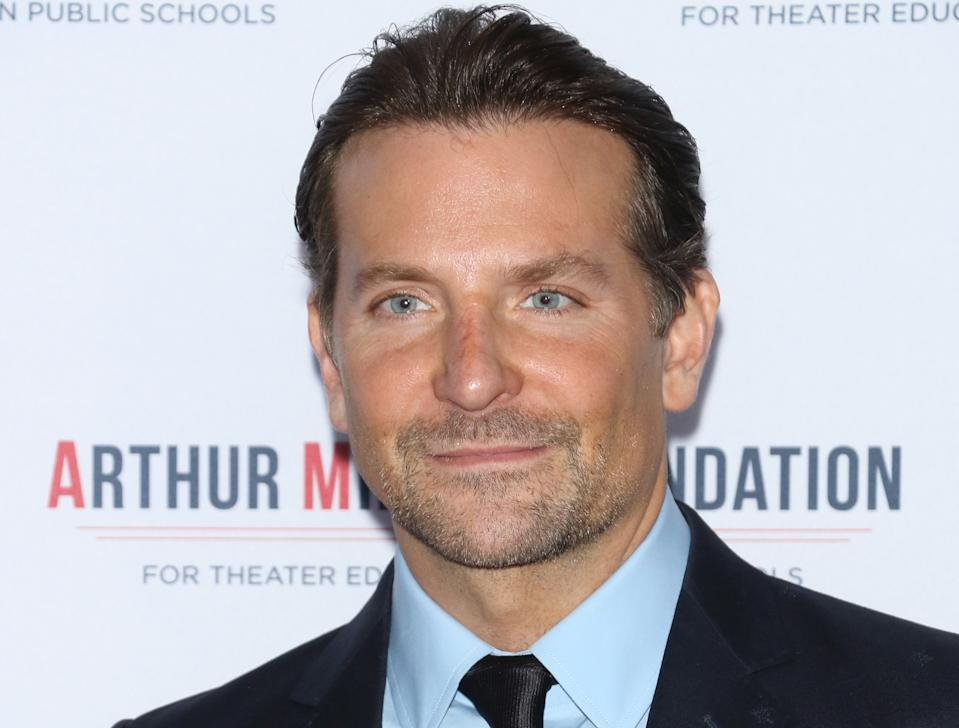 NEW YORK, NEW YORK - NOVEMBER 18: Actor Bradley Cooper attends the 2019 Arthur Miller Foundation Honors event at Kimpton Hotel Eventi on November 18, 2019 in New York City. (Photo by Jim Spellman/WireImage)